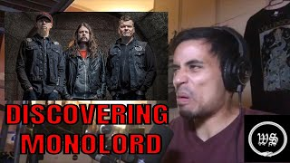 DISCOVERING STONER   MONOLORD EMPRESS RISING (Reaction)
