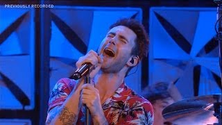Maroon 5 - Maps (Live) AmexEveryDayLIVE