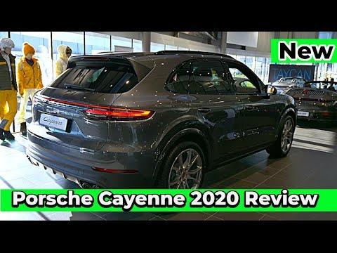 New Porsche Cayenne 2020 Review Interior Exterior