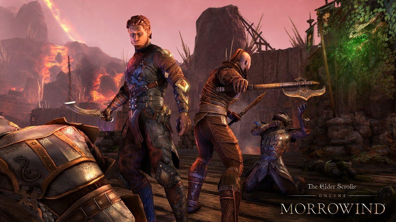 The Elder Scrolls Online: Morrowind - Battlegrounds PvP Highlights