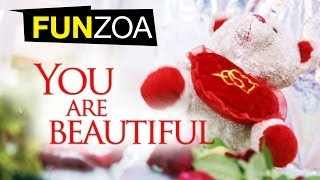 Tu Hai Beautiful   Inspirational Song On Woman's Beauty   Funzoa Mimi Teddy Girl