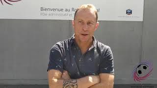 Jean-Pierre Papin s'investit au profit du football amateur en Nouvelle-Aquitaine