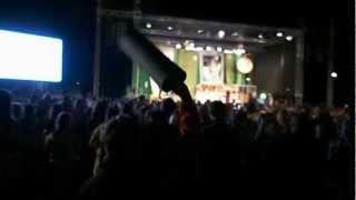 CSM Žďár 2012 17.8. Žďárská hymna