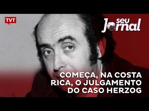 Começa, na Costa Rica, o julgamento do caso Herzog