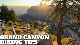 Grand Canyon Hiking Tips For Beginners - HikingGuy.com