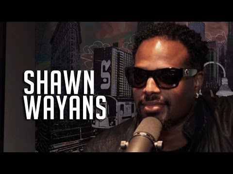 Shawn Wayans Talks Stand Up, In Living Color Reunion + Which Brother Taught Him About Sex
