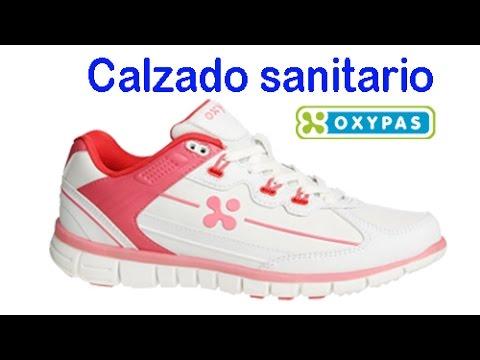 Calzado sanitario de alta calidad OXYPAS