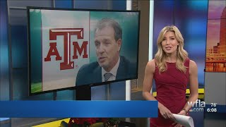 Jimbo Fisher leaving Florida State to become head coach at Texas A&M