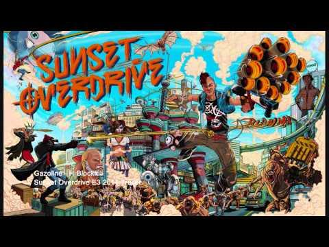 Sunset Overdrive E3 2014 Trailer Song - Gazoline, H-Blockx