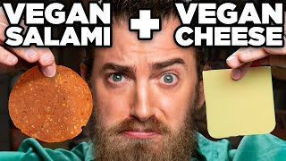 What's The Best Vegan Meat And Cheese Combo?