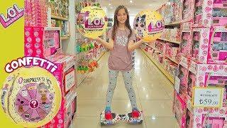LOL Sürpriz Confetti POP WAVE 2 Türkiyede İlk Kez Orjinal Lol Confetti Pop - Eğlenceli Çocuk Videosu