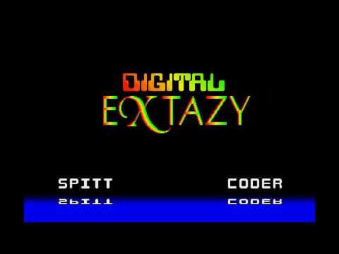 Digital Extazy: (Atari ST screens by TTK)