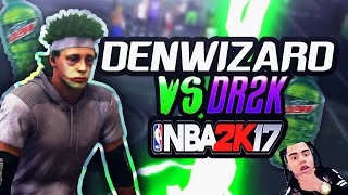 DENWIZARD DROPPED OFF AT MOUNTAIN DEW!! HG VS KV NBA2K17 MYPARK