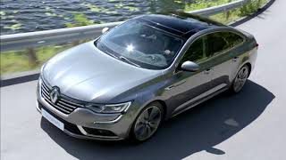 Renault Talisman '4CONTROL VE MULTISENSE'