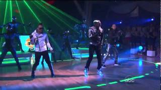 The Black Eyed Peas   Don't Stop the Party [Dancing with the Stars US 2011].wmv
