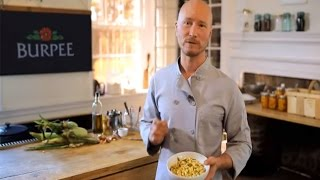 Chef Ian Knauer Recipe - Raw Corn Salad