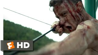 The White King (2017) - Battle Royale Scene (4/8) | Movieclips