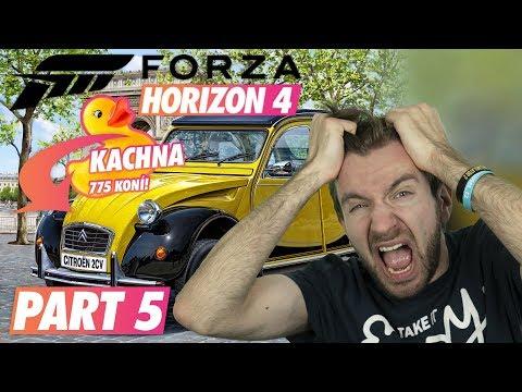 KACHNA! | Forza Horizon 4 #05