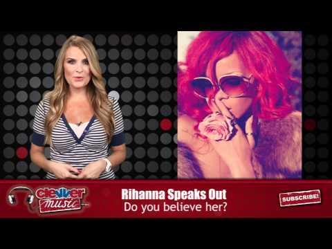 Rihanna Addresses Sex Tape Rumors