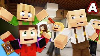 EnchantedMob | HAPPY FAMILY [Version A] | Minecraft Skin Pack Animation