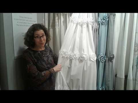 Darla Shower Curtain