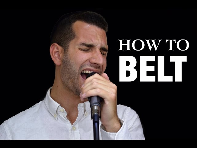 How To BELT (Without Hurting Yourself)