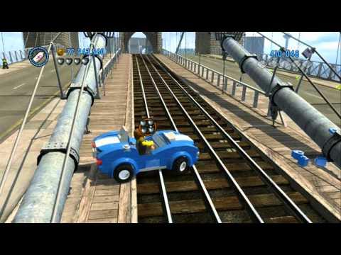 Видео № 1 из игры LEGO City Undercover (Б/У) [NSwitch]