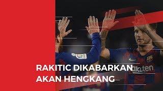 Dikabarkan Segera Hengkang dari Barcelona, Ivan Rakitic Sedang dalam Periode Terburuk