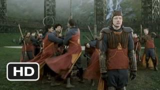 Гарри Поттер и Принц-полукровка, Quiet, Please Scene