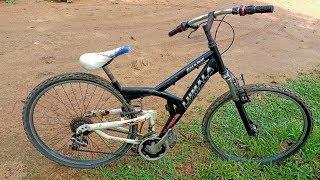 Mountain Bicycle Restoration