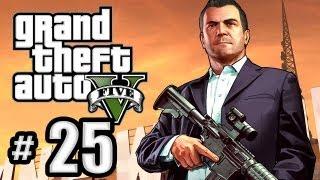 Grand Theft Auto 5 Gameplay Walkthrough Part 25 - Eye in the Sky