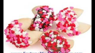 Unique, Inexpensive, Edible Cookie Wedding Favors