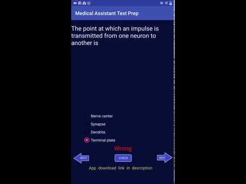 Medical Assistant Practice Test Exam - YouTube