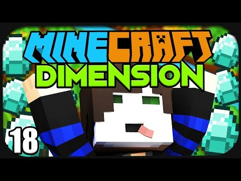 Wir KNACKEN den ABSOLUTEN Jackpot! ☆ Minecraft: Dimension