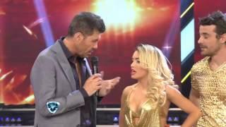 Showmatch 2014 - Lali Espósito presentó a Majo y se llevó las mejores notas del jurado