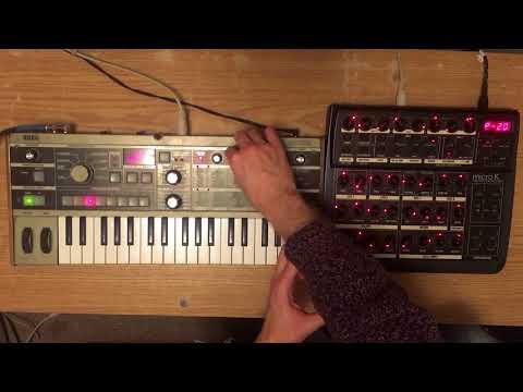 Free Korg Microkorg Custom Patches Vol  2 - смотреть онлайн