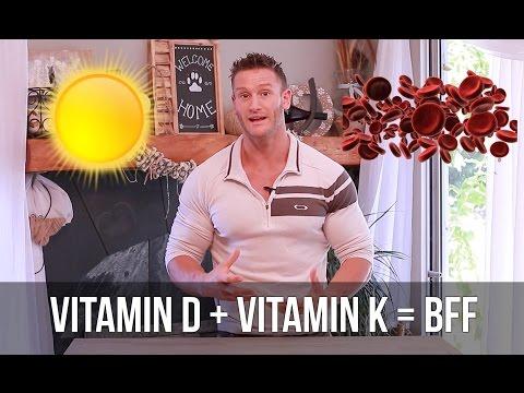 Video Vitamin K | Fat Burning Partner to Vitamin D - Thomas DeLauer