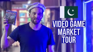 Inside a Video Game Market in Pakistan (Modchips & Piracy Special)