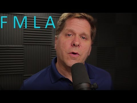 Video - Family Medical Leave Act (FMLA)