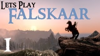 Lets Play Falskaar (Skyrim) : Episode 1