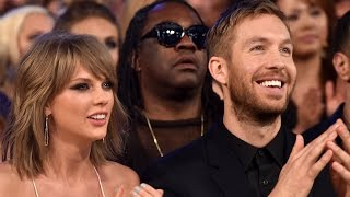 Taylor Swift Calls Calvin Harris WHAT???