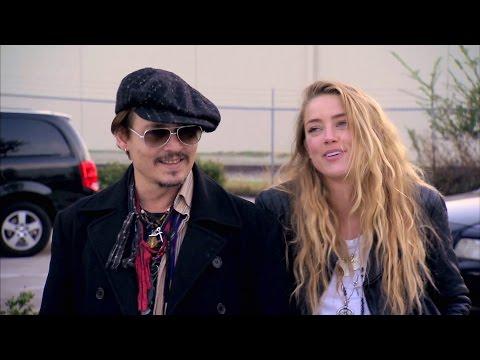 Download Johnny Depp piège sa femme ! HD Mp4 3GP Video and MP3