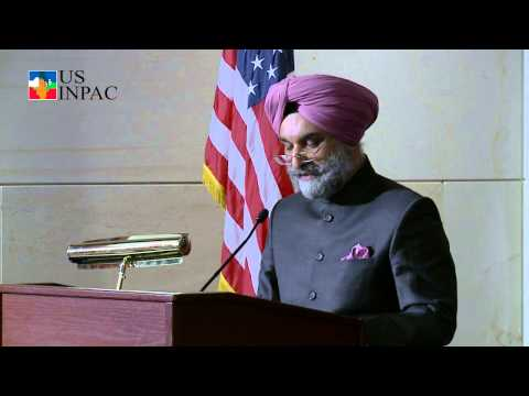The Road Ahead Event Ambassador Taranjit Singh Sandhu