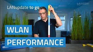 YouTube-Video WLAN-Performance: Erwartungshaltung trifft Realität