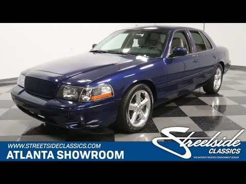 2003 Mercury Marauder (CC-1297941) for sale in Lithia Springs, Georgia