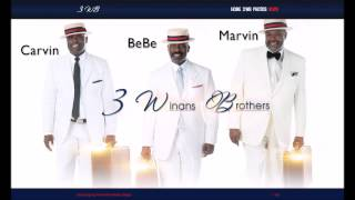 winans 3 brothers im not ashamed