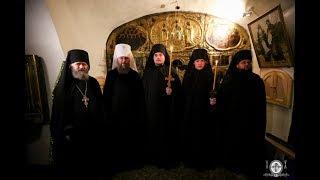 митрополит Антоний совершил монашеский постриг над студентами КДАиС