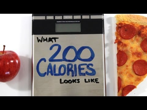 Video This Is 200 Calories