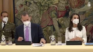 XXVIII Reunión de la Comisión Delegada de la Fundación Princesa de Girona