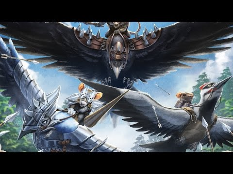 Board Game Brawl Reviews -  Tail Feathers